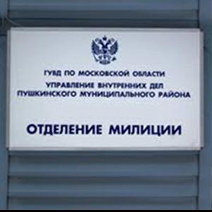 Отделения полиции Ленска