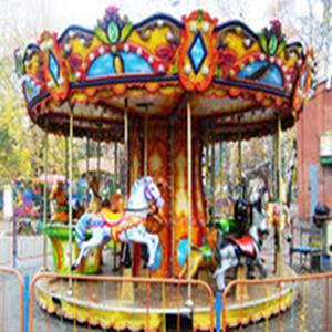 Парки культуры и отдыха Ленска