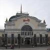 Железнодорожные вокзалы в Ленске
