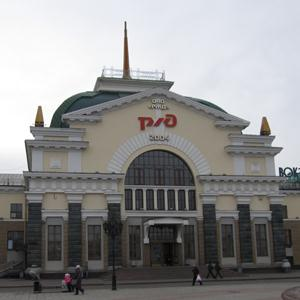 Железнодорожные вокзалы Ленска